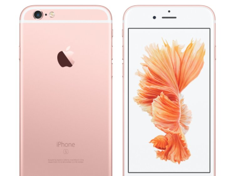 Смартфон Apple iPhone 6S 32Gb Rose Gold