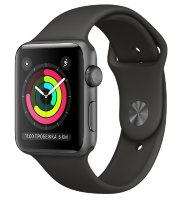 Часы Apple Watch Series 3 38mm Aluminum Case with Sport Band Space