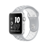 Часы Apple Watch Series 2 42mm with Nike Sport Band silver