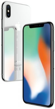 Смартфон Apple iPhone X 64Gb Silver