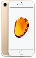 Смартфон Apple iPhone 7 128Gb Gold (золотой)
