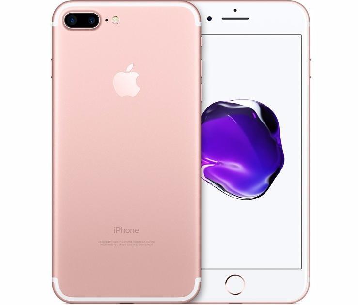 Смартфон Apple iPhone 7 Plus 128Gb Rose Gold (розовое золото) baaa20e9d89