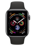 Часы Apple Watch Series 4 GPS 44mm Aluminum Case with Sport Band Black