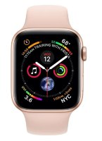Часы Apple Watch Series 4 GPS 44mm Aluminum Case with Sport Band Pink