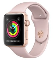Часы Apple Watch Series 3 38mm Aluminum Case with Sport Band Rose Gold