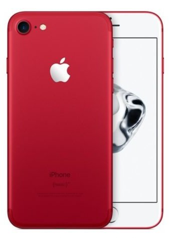 Смартфон Apple iPhone 7 128Gb Red (красный)